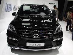 奔驰M级 AMG图片