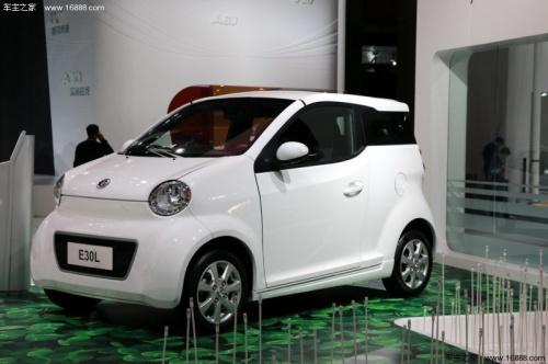 东风风神E30价格优惠12.3万 欢迎上门试驾高清图片