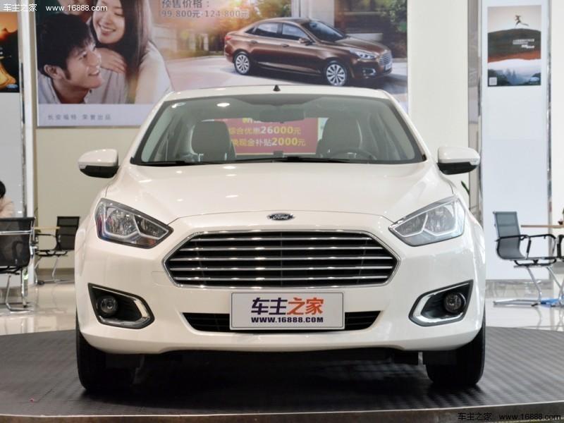 福睿斯 2015款 1.5L 手动时尚型