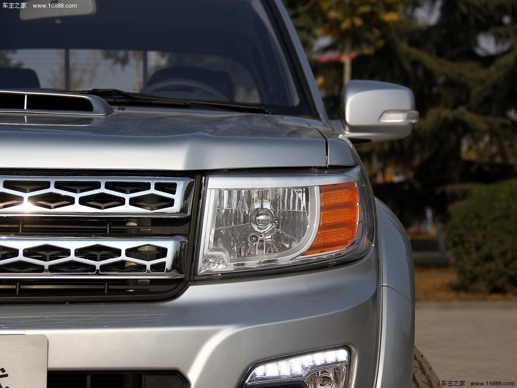 锐骐皮卡2015款 3.0t 柴油四驱