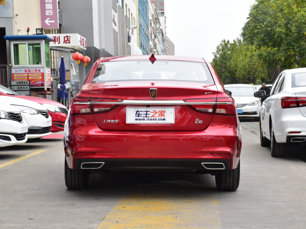 荣威i62017款20t自动互联网智享版上海帅驰材料装潢图片