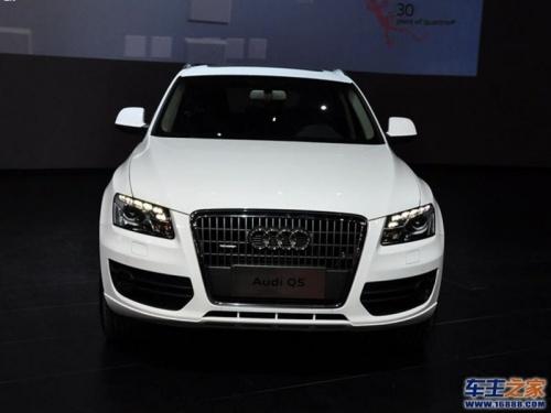 2015款奥迪Q5最优惠提车价格 促销降价15万