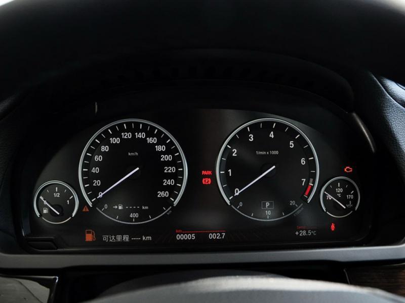 宝马320仪表灯图解