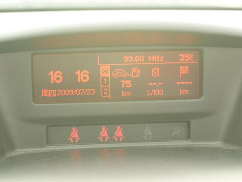 进口标致207仪表盘|标致207(进口)内饰图片 - 泰州
