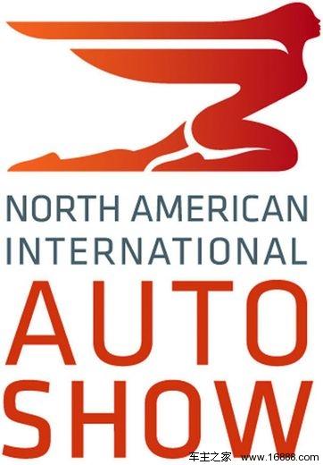 2013北美车展logo