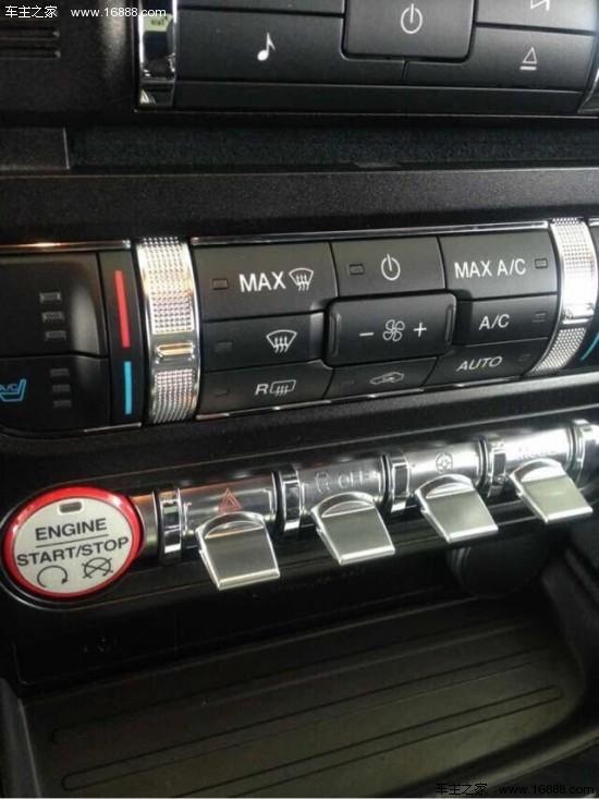15款福特野马GT5.0美规版 极速体验抄底惠高清图片