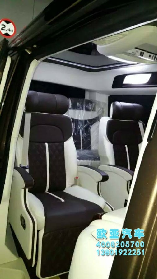 大众T5改装版 新款大众T5 大众T5凯路威高清图片