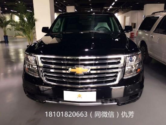 全美全尺寸SUV雪弗兰萨博班上海平行进口高清图片