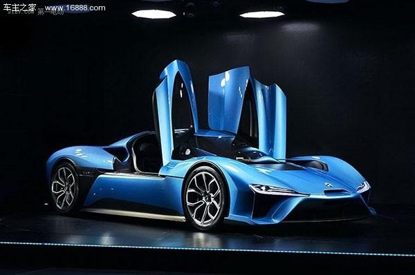 蔚来汽车将推首款豪华SUV 对标特斯拉Model X