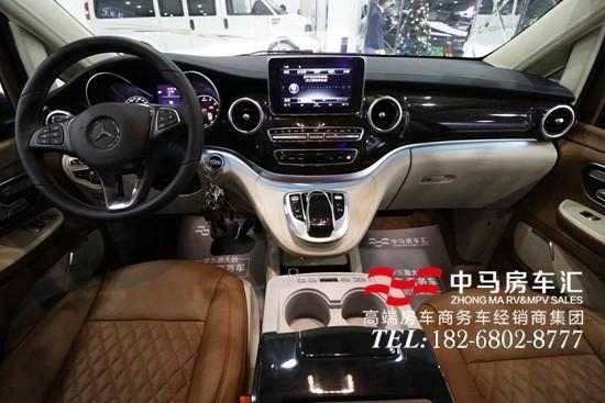 奔驰v260L与丰田阿尔法怎么选 奔驰V级报价图片
